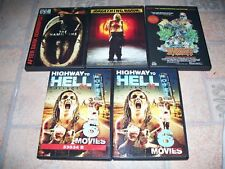 Horror DVD Lot: Redneck Zombies, Hamiltons, Highway to Hell, Breathing Room