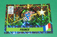 N°336 BADGE ECUSSON WAPPEN  FRANCE PANINI FOOTBALL UEFA EURO 2000