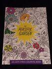 The Peaceful Garden Anti-stress Coloring Book