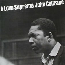 John Coltrane - A Love Supreme - Miniature Poster with Black Card Frame