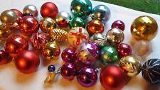 Décoration de Noel Lot composé de 36 boules