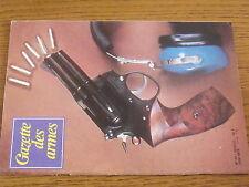 1µ? Revue Gazette Armes n°72 Arme blanche Mamelouk Zoulouland 8 musée 6 juin 44