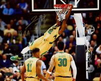 """Jerian Grant Signed Notre Dame Fighting Irish 8x10 Photo Inscribed """"15 AA"""""""