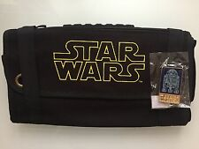 D23 Expo 2017 MOG WDI Star Wars Roll Up Bag With R2-D2 pin LE 500