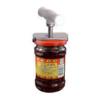Adjustable Can Jar Tin Bottle Opener Food Kitchen Tool ABS Stainless Steel