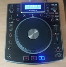 2 x NUMARK NDX800 pro DJ Players with usb midi fx and lots more Traktor VDJ etc.