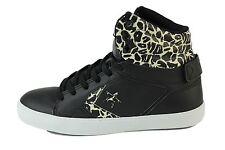 Converse All Star 12 Mid W Cons Taglia 37,5 UK 5 Chucks Sneaker BLACK 142119c