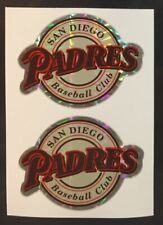 San Diego Padres MLB Baseball Color Logo Sports Decal Sticker-FREE SHIPPING