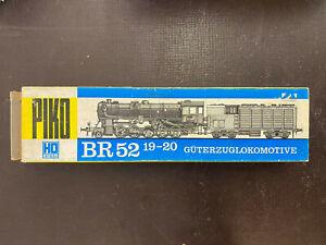 PIKO BR52 19-20 STEAM LOCOMOTIVE H0 GAUGE