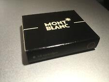 MONTBLANC INK CARTRIDGES 6 PACK BORDEAUX 18280 - NOS