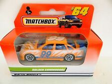 Matchbox #64 Holden Commodore (A+/A-)