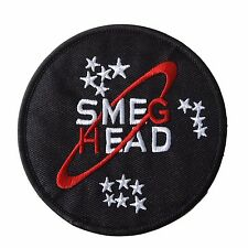 Red Dwarf Smeg Head Embroidered Patch