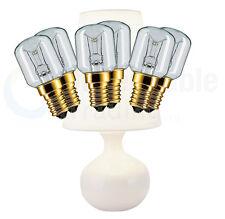 6 x 15W AMPOULES de rechange pour poterie lampes Petit vis Edison ses