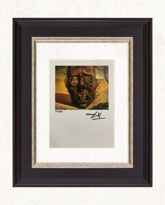 Salvador Dali 1974 Original Print, Hand Signed with Certificate of Authenticity