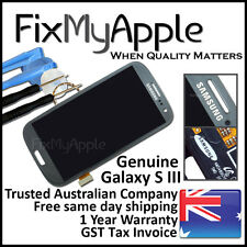 Samsung Galaxy S III S3 i9305 4G LTE Grey LCD Touch Screen Digitizer Assembly