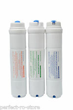 RO Water/Purifier Carbon/Sediment Filters Set For Aquaguard Eureka Forbes Reviva