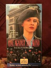 One Against the Wind (VHS, 1993) Brand New