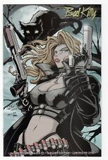 CHAOS! Comics Bad Kitty: Reloaded #3 VARIANT Cover Ltd 2500
