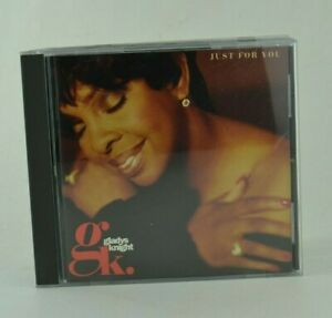 Just For You Gladys Knight Next Time I Don't Want To Know Our Love Home Alone CD
