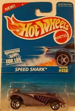 1995 Hot Wheels Speed Shark #458