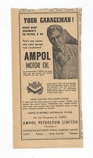 Ampol Collectable Petrol Advertising