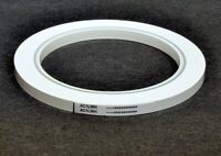 """Open Reel Audio Leader Tape White 1/4"""" X 250 FT Pancake by TME NEW!"""