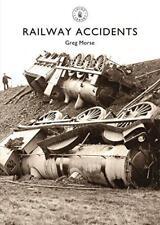 Chemin de fer Accidents ( Shire Library) par Greg Morse Livre poche