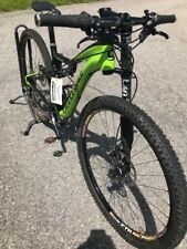 2015 cannondale  scalpel carbon mountain bike small