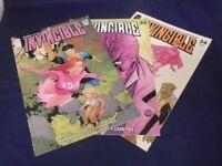 Invincible #32 & 33 & 34 Set (2007, Image Comics) Robert Kirkman