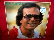 JULIO IGLESIAS Momenti LP 1982 ITALY MINT-