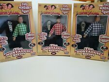 Three Stooges 9 Inch Fully Bendable Action Figure ( Complete Set of 3)