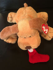 TY Beanie Baby - GOODIES THE DOG PLUFFIES