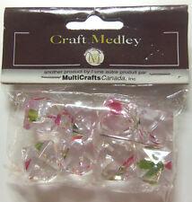 Craft Medley Kids Craft Buttons 8 Pieces