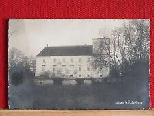 Fotokarte - Kattau - gel. 1928 - Schloss - Gemeinde Meiseldorf - Bezirk Horn