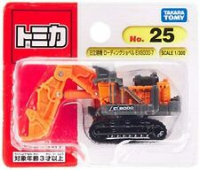 Tomica No.25 Hitachi Construction Machinery Loading Excavator EX8000-7 (BP)