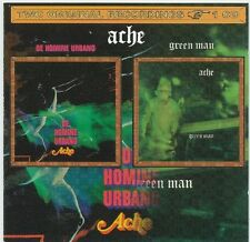 """Ache: """"de homine Urbano & Green On"""" (2 in 1cd)"""