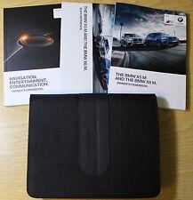 Genuine BMW X5 M e X6 M MANUALE DI NAVIGAZIONE Proprietari Manuale 2013-2017 Pack 2557