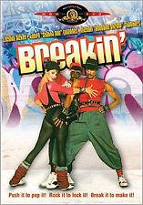 Breakin (1984) Joel Silberg, Lucinda Dickey / DVD, NEW