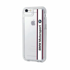 BMW Shockproof Clear Protective  Case for iPhone 7  PLUS – White – BMHCP7LSPVWH