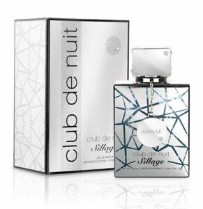 Armaf Club De Nuit Sillage Men's Eau de Parfum - 105ml/ 3.6 Oz Perfume Spray