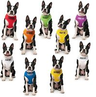 Dogs Vest Harness Adjustable Friendly Nervous Adopt Me Yellow Anxious Keep Away