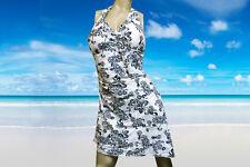 NEW MARILYN MONROE Filigree WEAR 3 WAYS Swimdress Bathing Suit SWIMSUIT sz- 24w