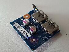 Genuine HP PAVILION DV7-6101SA USB Board Panel HPMH-40GAB670S-C100-1011