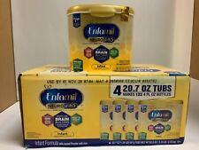 12 tubs Enfamil neuro-Pro Infant 20.7 oz 11/2020