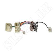 Radio Adapter ISO Anschluss KFZ Kabel MAZDA MPV MX5 MX3 121 323 S F 626 Premacy