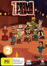 Total Drama Island - Collection 2 Aus Region 4 Dvd very good condition t105