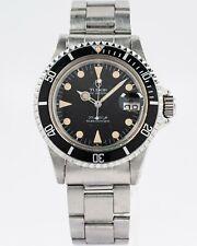 "RARE Vintage Tudor Prince Submariner Ref. 76100 w/ ""Lollipop"" Hour Hand!"