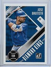 2018 Donruss Jose Bautista Diamond Kings Card