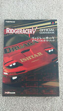 Ridge Racer V Strategy Guide - Sony PlayStation 2 - Japanese