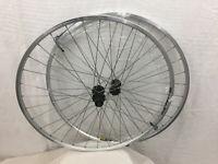 Wheelsmith USA Handbuilt Wheelset 700c 8/9 or 10 Speed Mavic Open Elite Charity!
